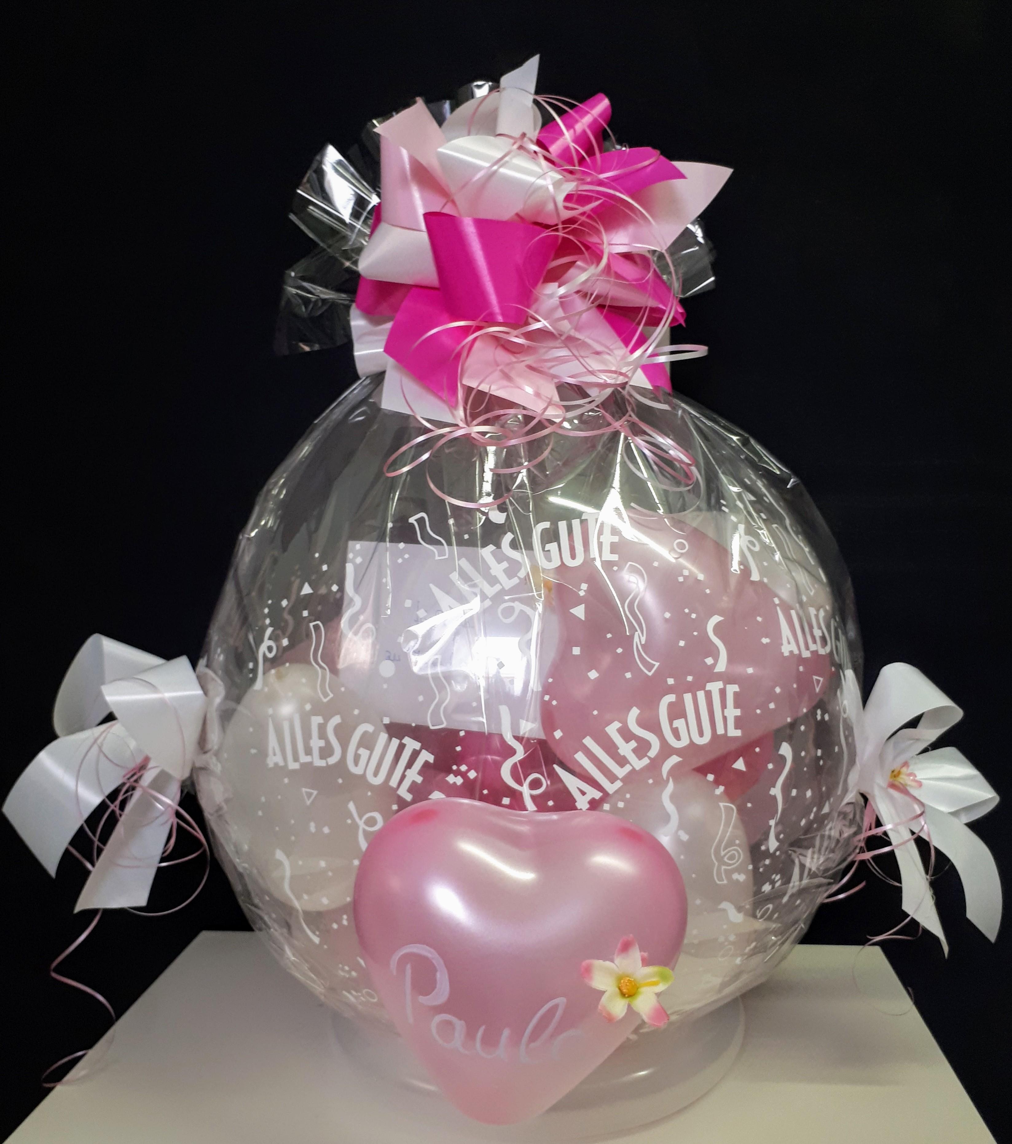 Balluness De Geburtstagsgeschenkballon
